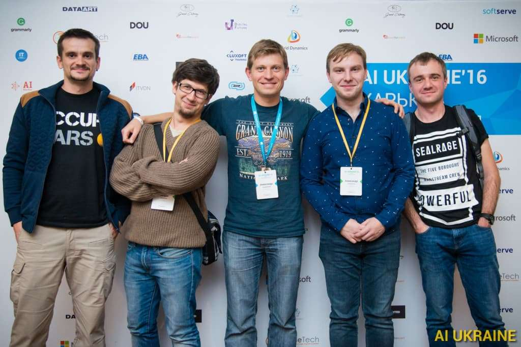 AltexSoft data science team at AI Ukraine