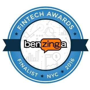 Benzinga awards logo