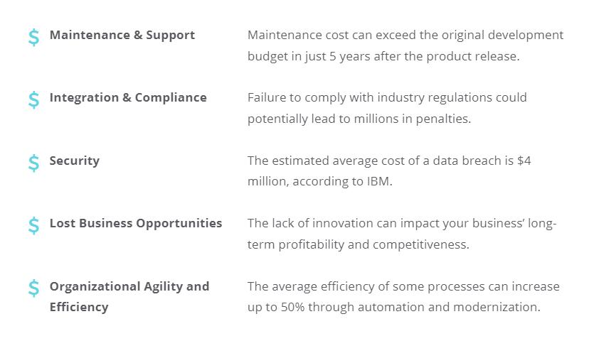 Organizational agility and efficiency