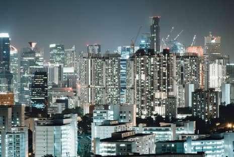 night city december