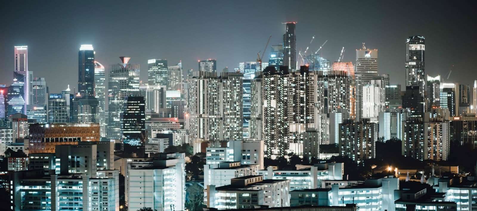 night city december