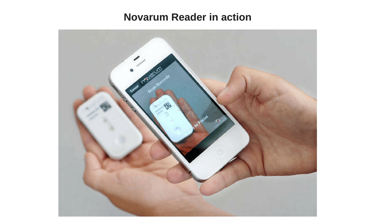 novarum reader in action