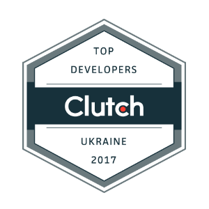 Clutch top developers Ukraine 2017