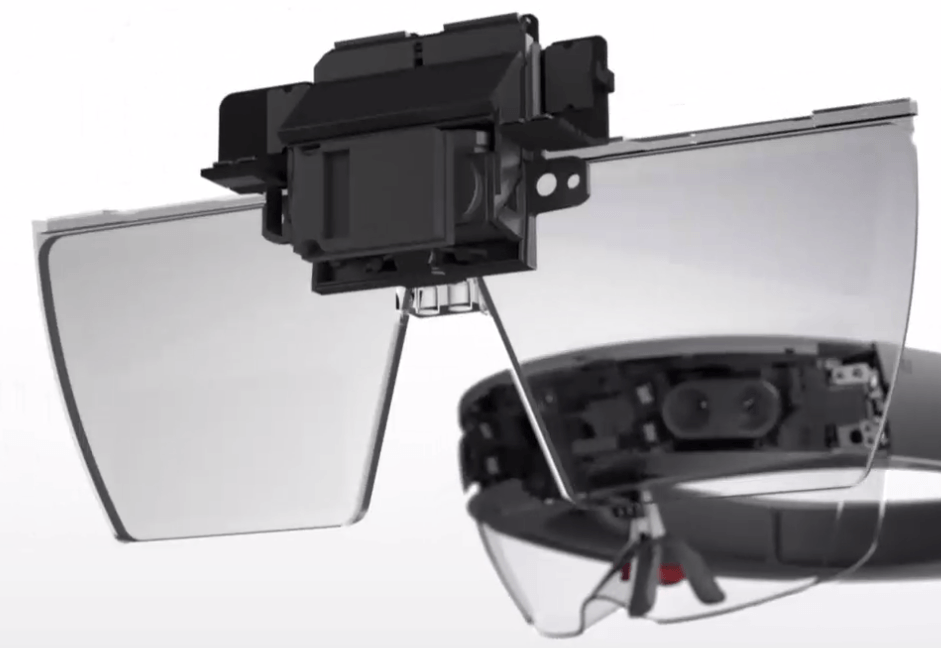 hololens combiner optics