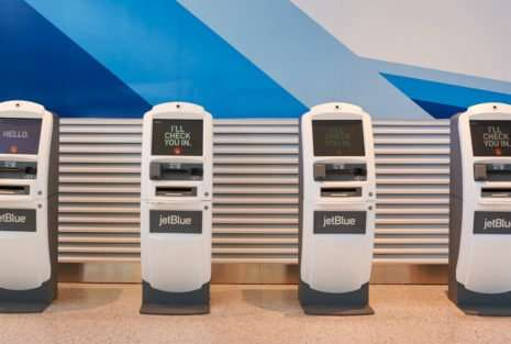 JetBlue Kiosks