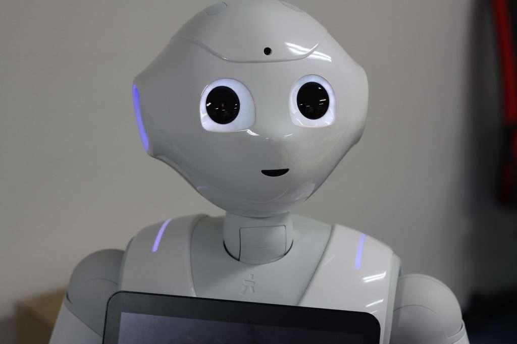 Pepper, customer support robot
