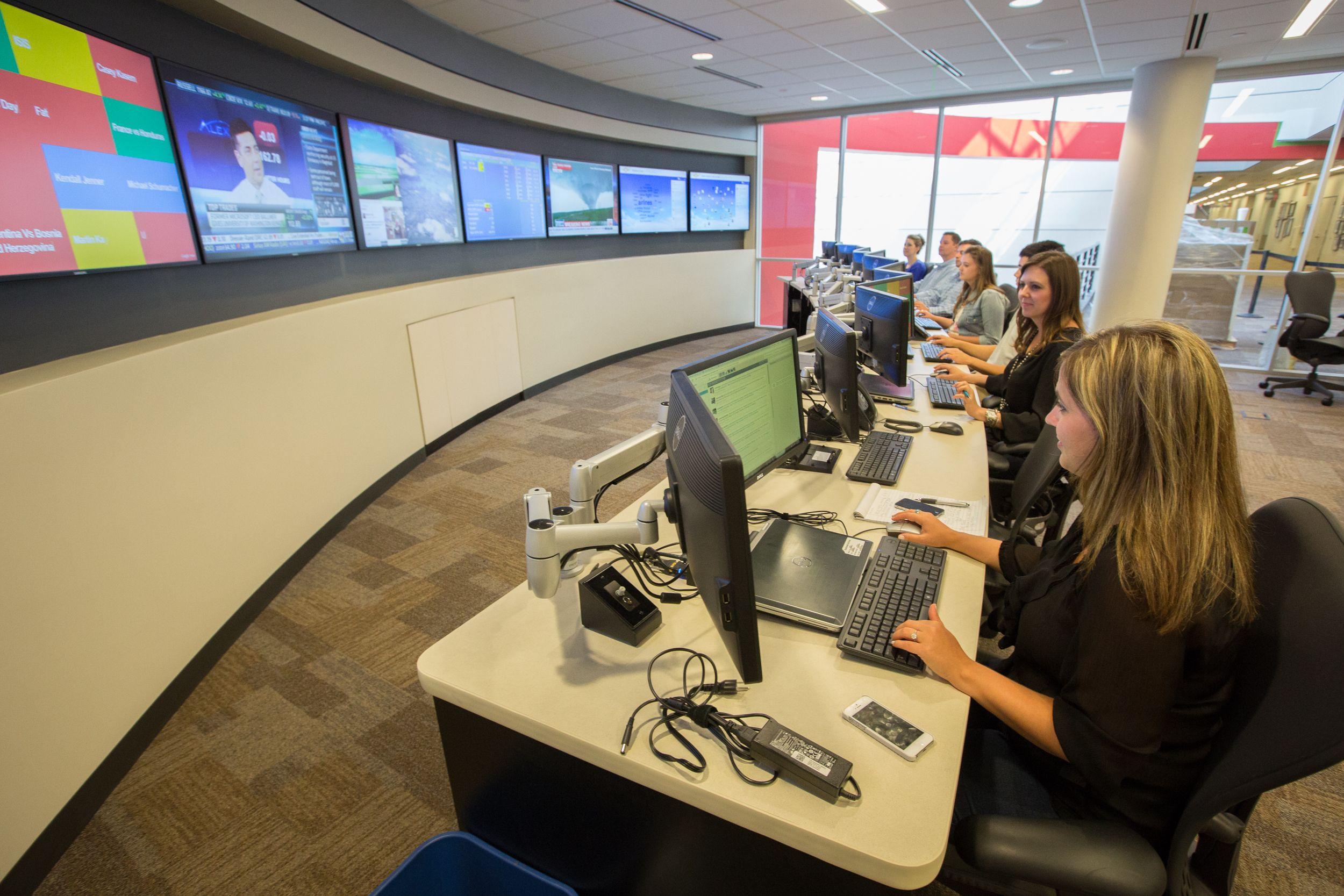 Southwest listening center