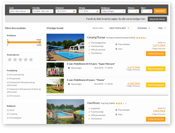 Travel agency software: Choosing tools for booking