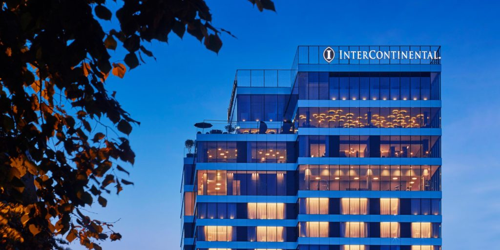 Intercontinental in Ljubljana