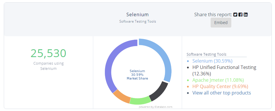 The Good and the Bad of Selenium Test Automation Tool