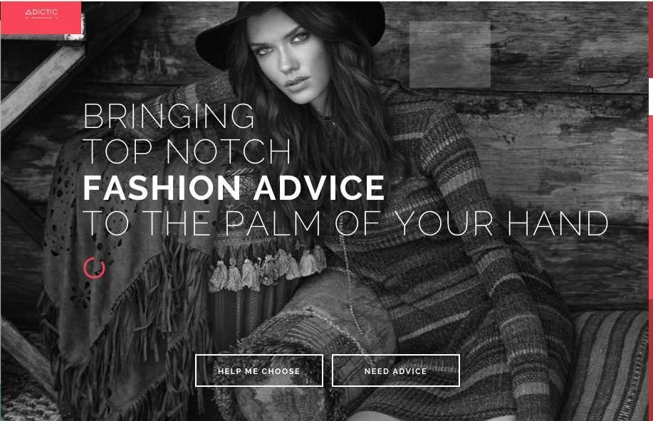 addictic homepage