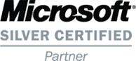 Microsoft Silver Certified Partner logo