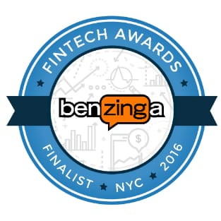 Benzinga awards logo