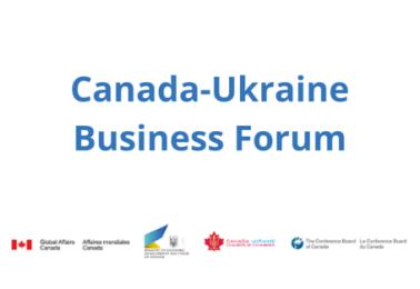 Canada-Ukraine Business Forum